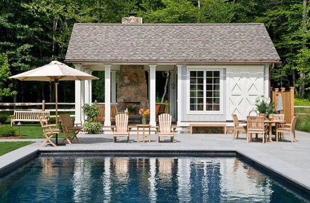 Kitchen House Plans With Pools And Outdoor Kitchens For
