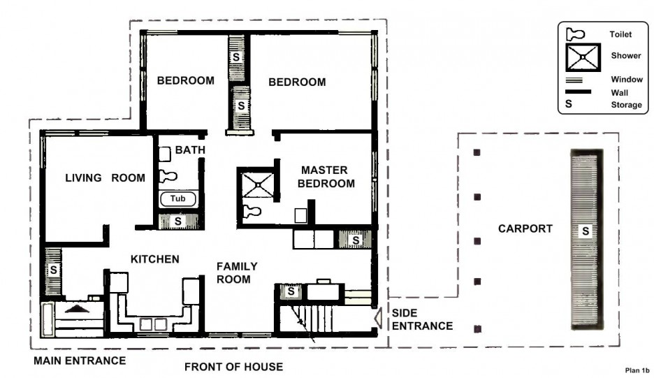 403 forbidden - Simple modern bedroom house plans ...
