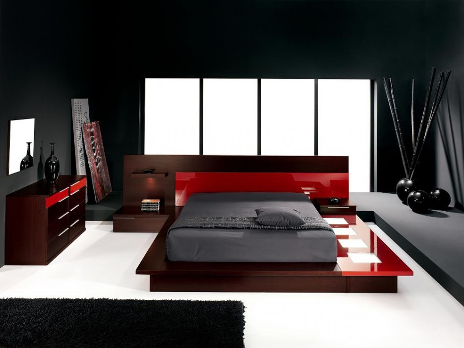 Bedroom: Awesome Cheap Bedroom Sets With Modern Bedroom Furniture