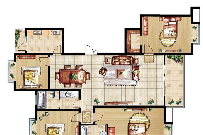 Dream Home Plans And Game Design Free Online Image House Plans