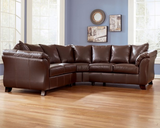403 forbidden - Elegant brown leather couch for living room furnishing ...