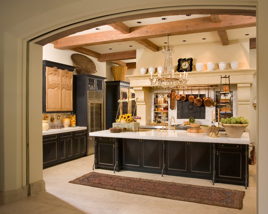 Kitchen Entrance Of Exquisite Architecture Bringing Rural And