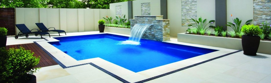 Home Modern Small Waterfall Design