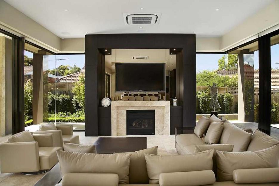 Interior design ideas architecture blog modern design for Modern beige living room designs