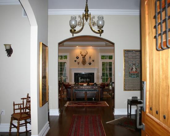Interior design ideas architecture blog modern design for Entryway into living room ideas
