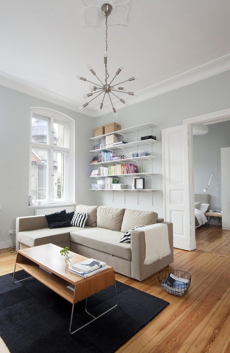 Interior design ideas architecture blog modern design for Apartment living room furniture