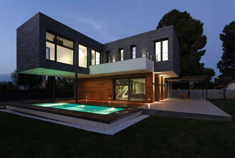 Interior design ideas architecture blog modern design for Amazing small modern houses